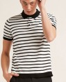White-And-Black-Stripes-Sweater-Knit-Polo-RO-2281-20-(1)
