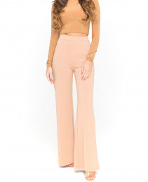 Black-High-Waisted-Button-Embellished-Trousers-RO-3118-20-(1)