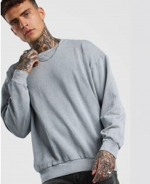 Hot-Selling-Wholesale-Light-Grey-Oversized-Sweatshirt-RO-2119-20-(1)
