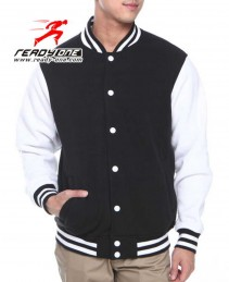 Men-Soft-Fleece-Black-and-White-Varsity-Jacket-RO-689-(1)