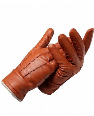 Autumn And Winter Fashion Leather Gloves