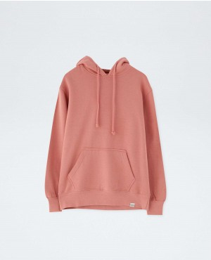 Basic Pouch Hoodies