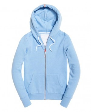 Beautiful Color And Great Quality Hoodie With Front Zipper