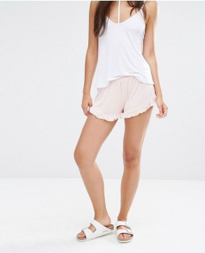 Best Selling Frill Hem Short