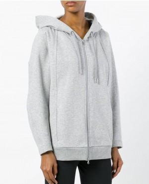 Best Selling Trendy Hoodie In Gray Color With Low MOQ