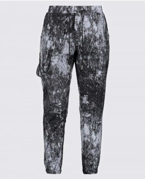 Black-Paint-Print-Trouser-With-Straps-RO-2184-20-(1)