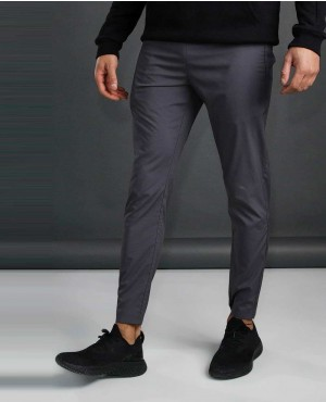 Charcoal Man Active Woven Joggers