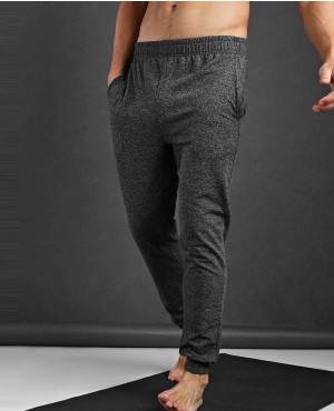 Charcoal Man Active Yoga Jogger