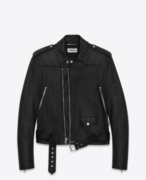 Cheap Brand Jackets Biker Leather Jacket