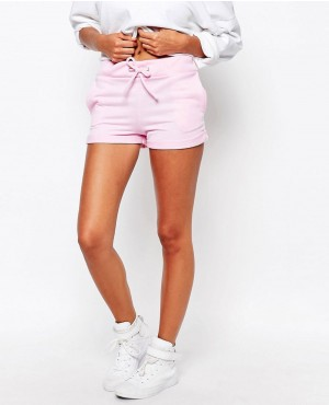 Clothing Jogger Shorts With Work Print