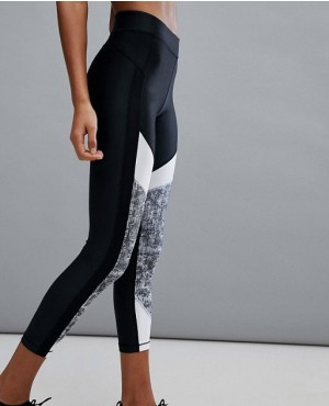 Custom Graphics Printed Legging for Daily Use