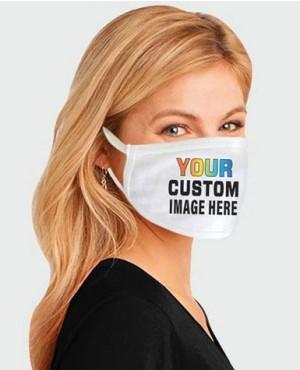 Custom Logo Personalized Face Mask
