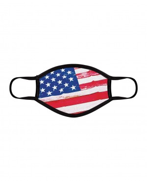 Custom Printed Cotton Face Anti Pollution Masks