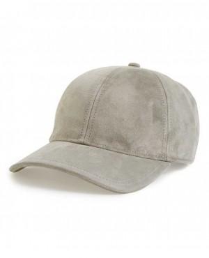 Custom Suede Baseball Cap