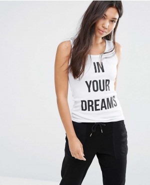 Custom Printed In Your Dreams Tank