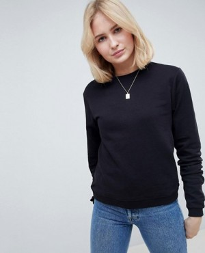 Design Tall Ultimate Sweatshirt in Black