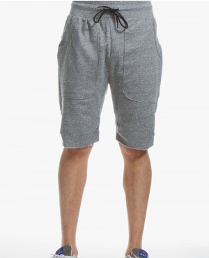 Dropcrotch Sweatshorts