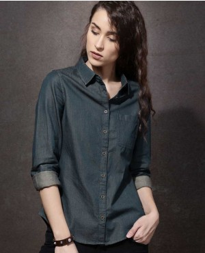 Embroidered-Long-Sleeve-Denim-Women-Shirt-RO-3327-20-(1)