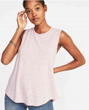 Fitted Square Neck Essential Tank
