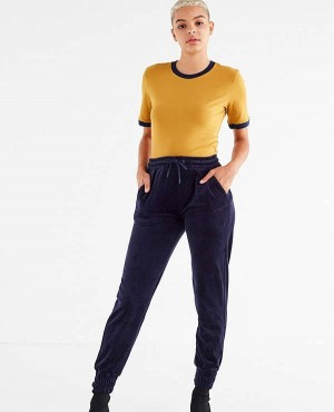 French Terry Women Jogger Pant