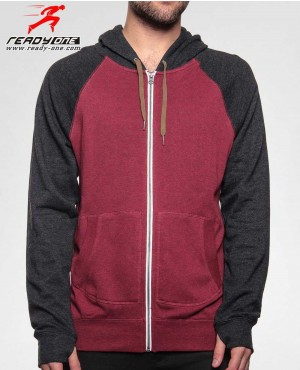 Full Zip Up Hoodies For Men