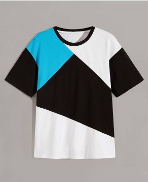 Gents Color Block Trendy Top