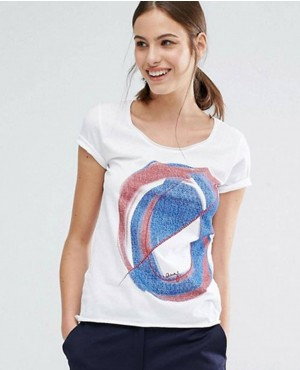 Girls Hot and Sexy Slim Fit Tee