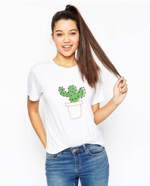 Girls Printed Hot T-Shirt