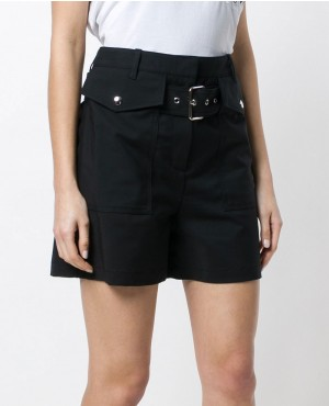 Great Quality Belted Cargo Shorts With Pockets