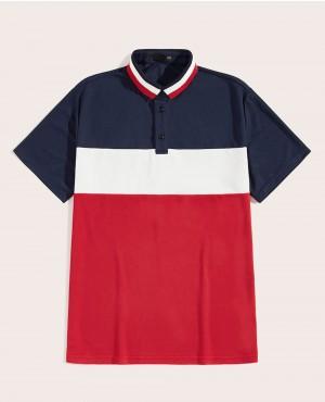 Guys-Striped-Collar-Colorblock-Polo-Shirt-RO-185-19-(1)