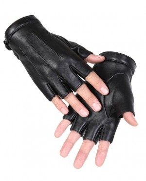 Half Finger Gloves Winter Outdoor Hunting