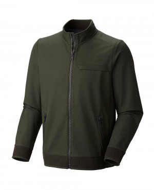 Heavey Duty Men Softshell Stylish Jacket
