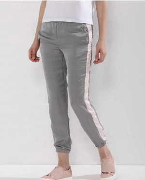 High Quality Contrast Tape Track Pant