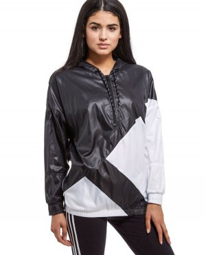 High Quality Custom Women Windbreaker Jacket