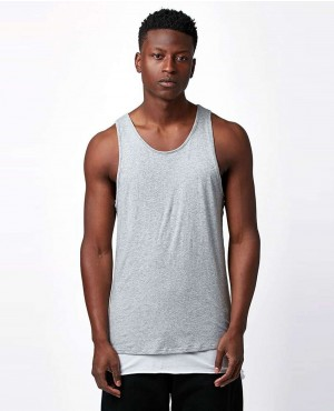 High Quality Extended Length Tank Tops