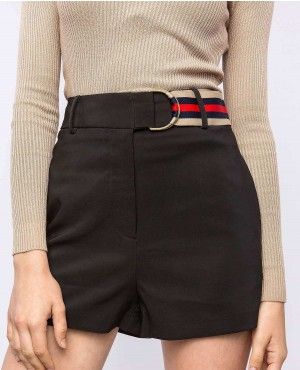 High Quality In Step High Waisted Shorts