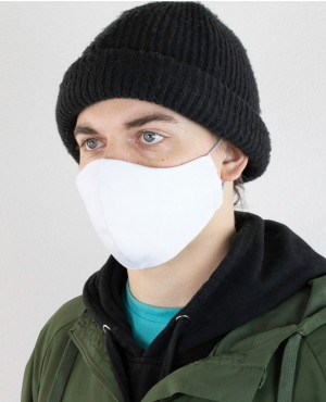 High Quality White Face Mask