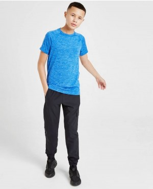 High Quality Curved Hem Longline T Shirt Kids RO-3460-20 (1)