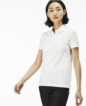 Hot Selling Classic Fit Soft Cotton Petit Pique Polo Shirt