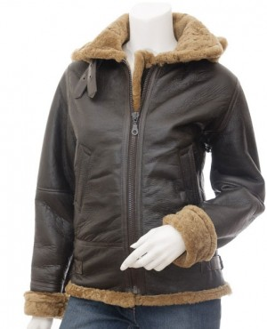 Hot Selling Women Sherlling Jacket