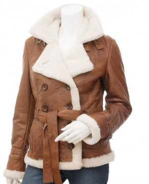 Hot Selling Women Suede Jacket
