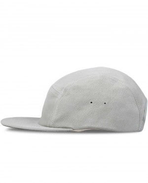 Jet Cap Soft Suede Leather