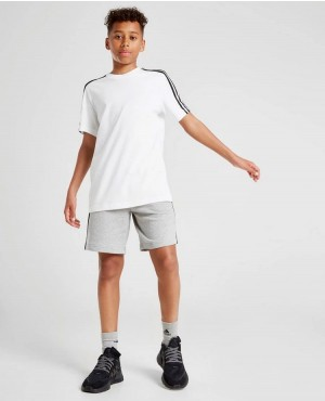 Kids Sports Wear New Thick Stripe Loose T-shirt For Boy Short Sleeve T-Shirts