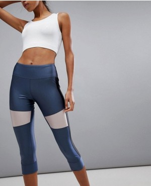 Knee Length Training Tights for Girls