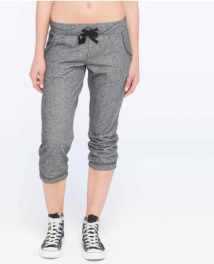 Ladies Knee Length Jogging Pant