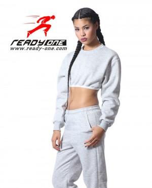 Ladies Street Style Sweatsuit