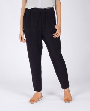Ladies Sweatpant with Slits on the Leg Opening