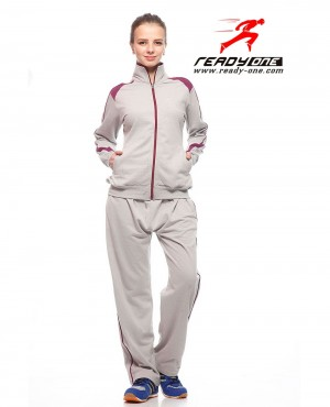Ladies Excercise Trendy Tracksuit
