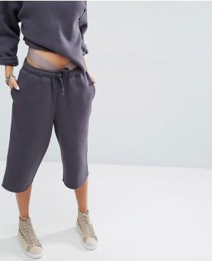 Longline Boxy Shorts