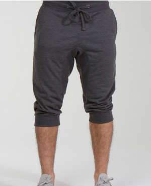 Men Dark Grey Jogger Pants